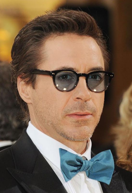 Robert Downey Jr Sunglasses At Oscars 2010 Oliver