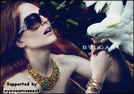 Julianne Moore for Bvlgari