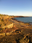 Winter Walk From Crail to Anstruther, Fife Slideshow