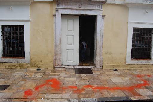 26º BC, hoje Casa das 11 Janelas, Museu de Arte Contemporânea do Pará.