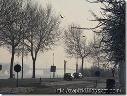 Зима в Бельгии