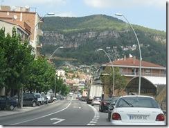Испанский городок