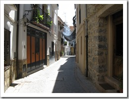 Испанская глубинка