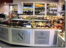 Магазин фирмы Neuhaus