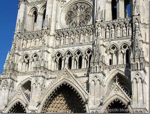 Амьенский собор Нотр-Дам