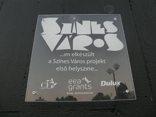 blog, Világ-Kép Kulturális Egyesület, Budapest, III. kerulet, street art, Színes Város, Árpád híd, Óbuda