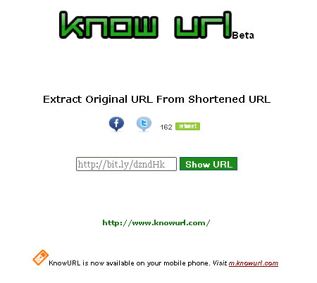 Know URL Prevent Your Self form Shortened URL Attacks image