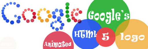 Google's HTML5 Animated Doodle, Cool Logo Appears on Google UK