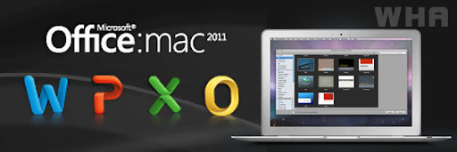 Microsoft Office 2011 for Mac Released with Integration of  Cloud Based Applications  image