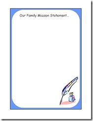 household planner mission statement view medium