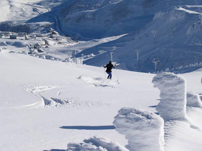 Estación Esquí Valgrande Pajares