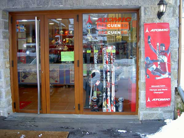Norheim Snow Shop