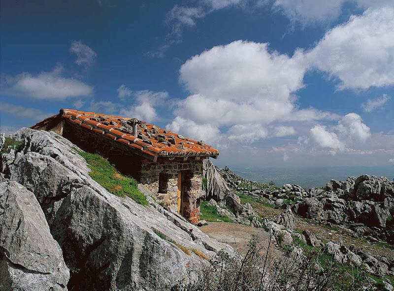 Cabaña en el Angliru (Riosa)