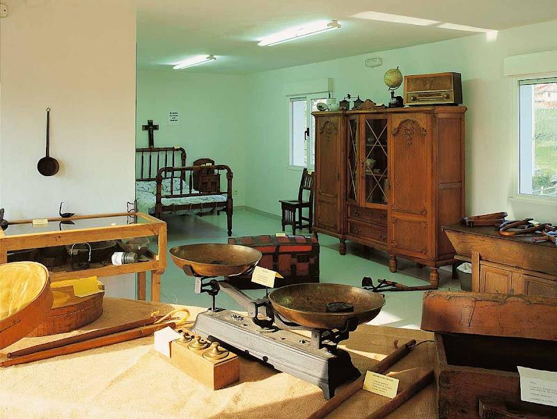 Interior Museo Etnográfico de Gallegos