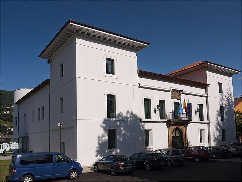PALACIO DE BERNALDO QUIRÓS ( FIGAREDO )