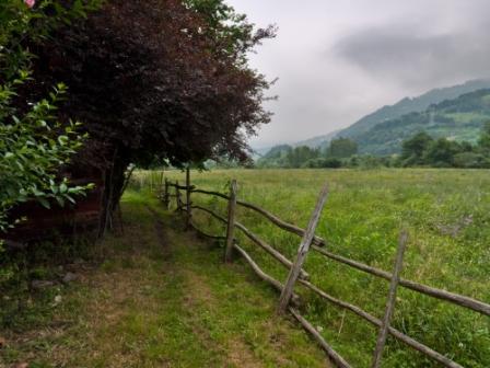 Camino de Santiago: Etapa Pola de Lena - Mieres