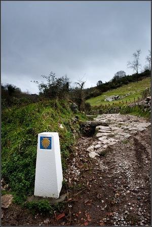 Camino de Santiago: Etapa Mieres - Oviedo