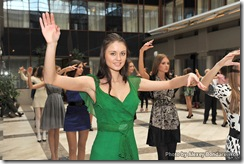 Dancing queens -all-Russia beauty girls are learning to waltz12