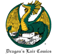 Dragon's Lair Comics and Games