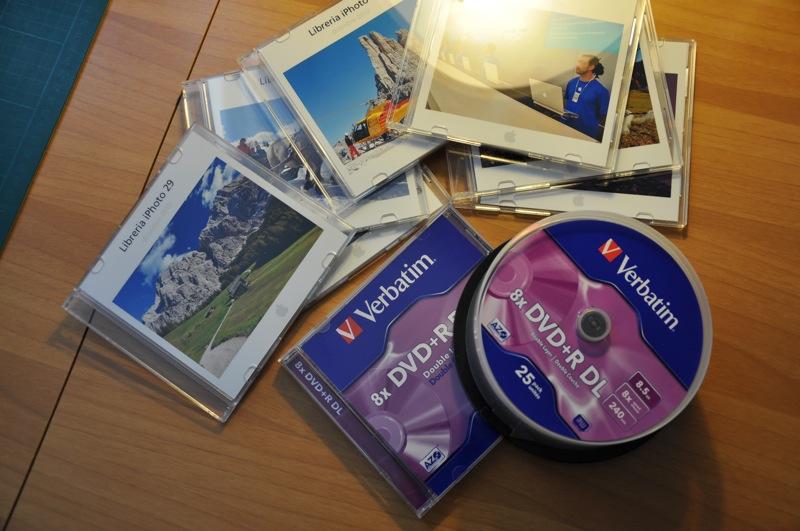 DVD DL Verbatim