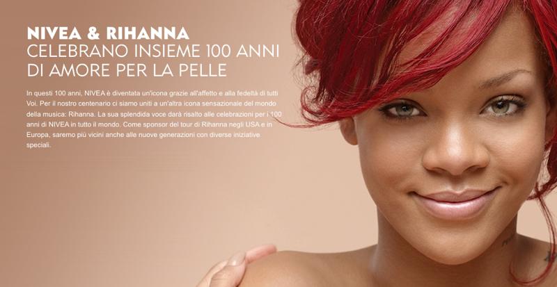 Rihanna-nivea