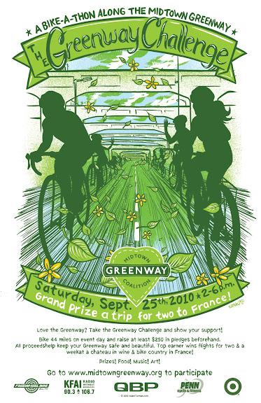 greenway challenge new