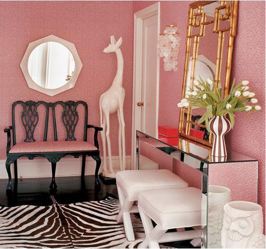 Odi et Amo: Pink: It\'s The Color of Passion