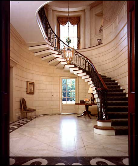 Odi et amo bunny williams and beeline home for Interior staircase designs india