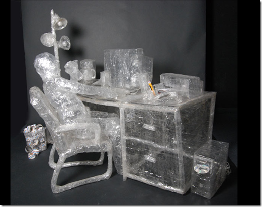 Esculturas de plástico (16)