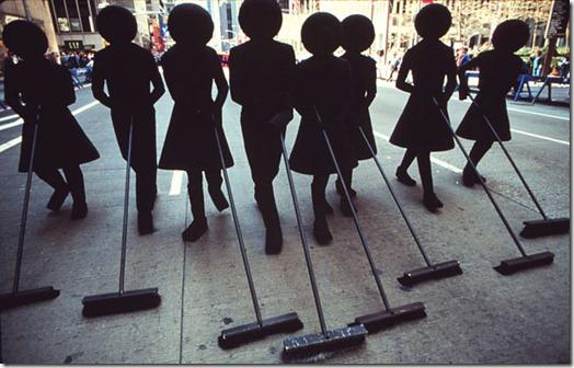 Pedestrian Project © Yvette Helin