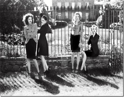 foto em preto e branco 7