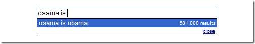 estranhas sugestões de Pesquisa do Google 3