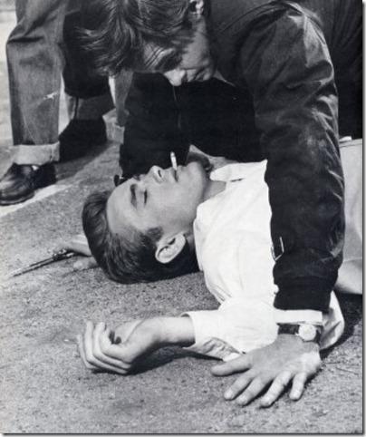 James Dean Rare Photo 12