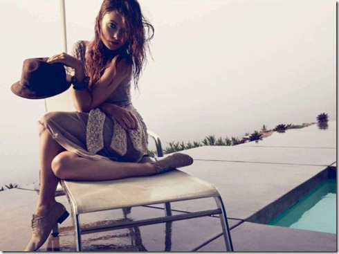 Blog More freak show olivia wilde for elle usa march 2010 something wilde editorial 5
