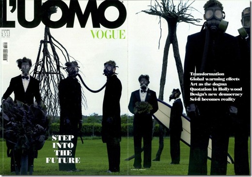 Step-Into-The-Future- editorial stven klein L'Uomo Vogue 1