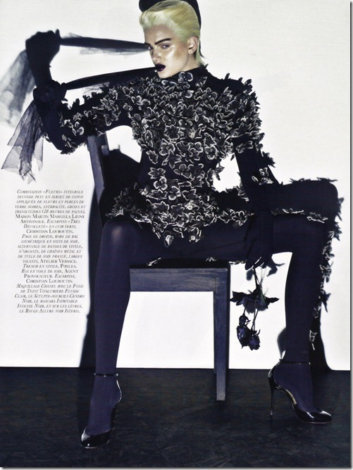 lily donaldson para vogue paris vogue editorial by steven klein (8)