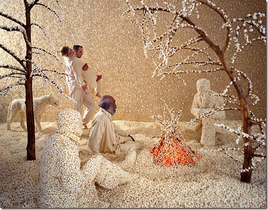 A arte de Sandy Skoglund (more freak show blog) (9)