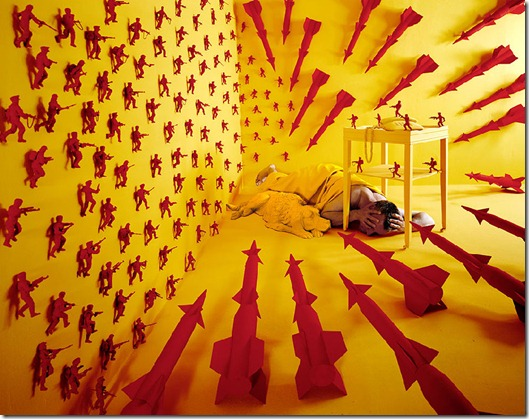 A arte de Sandy Skoglund (more freak show blog) (8)