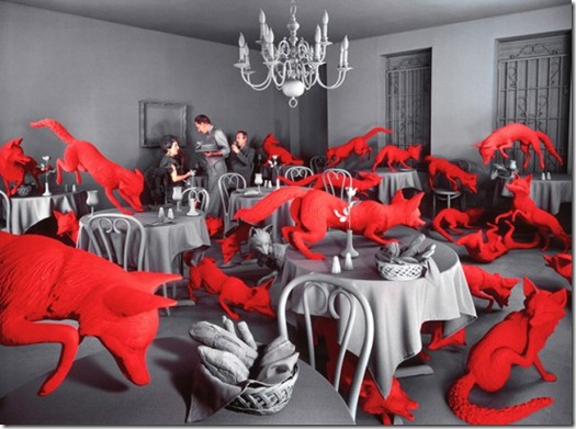 A arte de Sandy Skoglund (more freak show blog) (4)