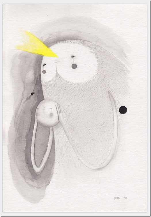 Ilustrações Jordan Metcalf more freak show blog (3)