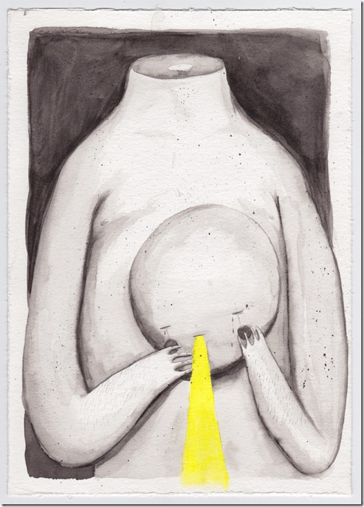 Ilustrações Jordan Metcalf more freak show blog (5)