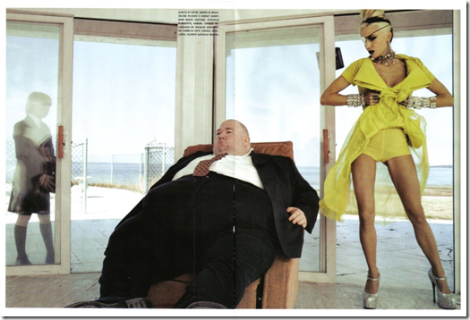 The Honourable Daphne Guinness Vogue Italia  (4) Steven Klein Fotos Hq