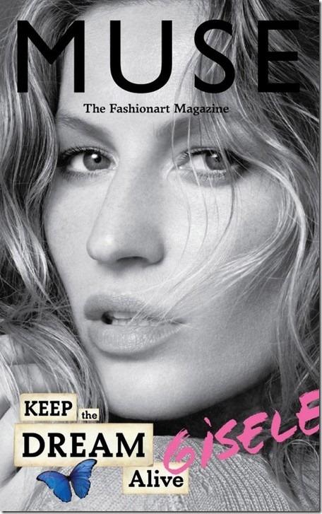 gisele büdchen muse magazine cover