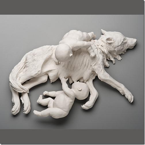 Esculturas em Porcelana by kate D. macdowell  (14)