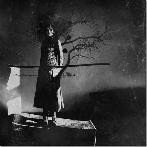 Foto manipulação dark e surreal Andreea Anghel's (9)