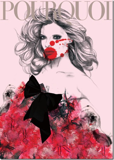 Lina Ekstrand's fashion illustrations ilustração moda (22)