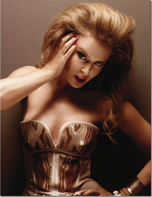 kylie Minogue out magazine (2)