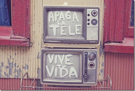 Desligue sua Tv, Viva sua Vida
