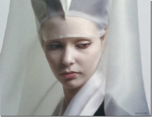 faces Melvin Sokolsky (9)