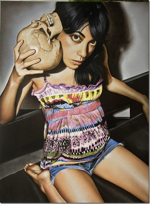 Victor Rodriguez Portfólio Pintura Ultra Realista (8)